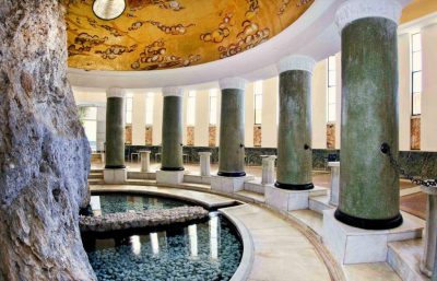 Loutraki Thermal Spa Alt text