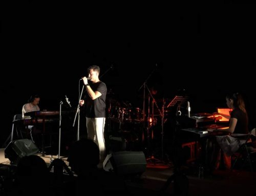 Ο Σταύρος Σαλαμπασόπουλος live στο Ypanema!