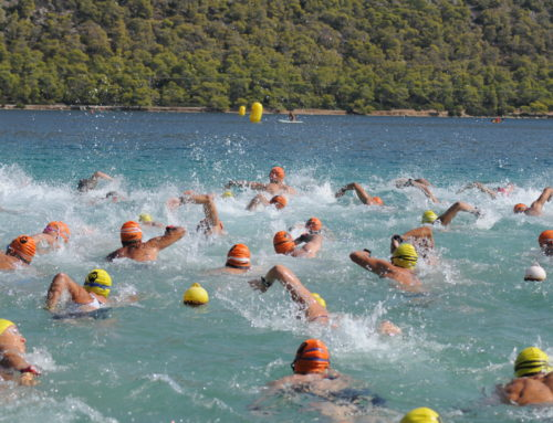 Energy Swim Heraion Lake 2019
